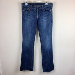 Citizens of Humanity Margo Stretch Jeans 30